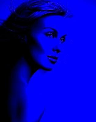 Blue Covergirl