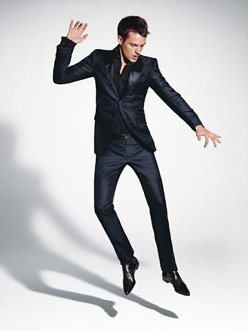 Brandon Flowers in GQ - the-killers Photo