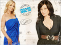 Brenda and Kelly - beverly-hills-90210 wallpaper