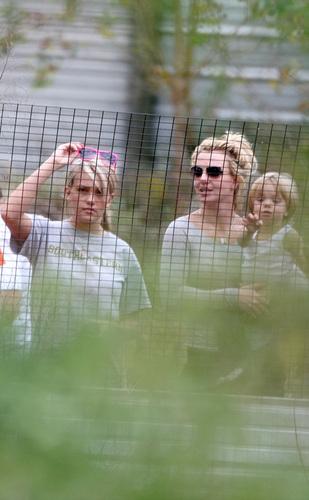 Britney in Louisianna