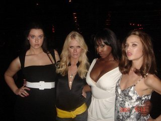 CariDee And Other ANTM Girl