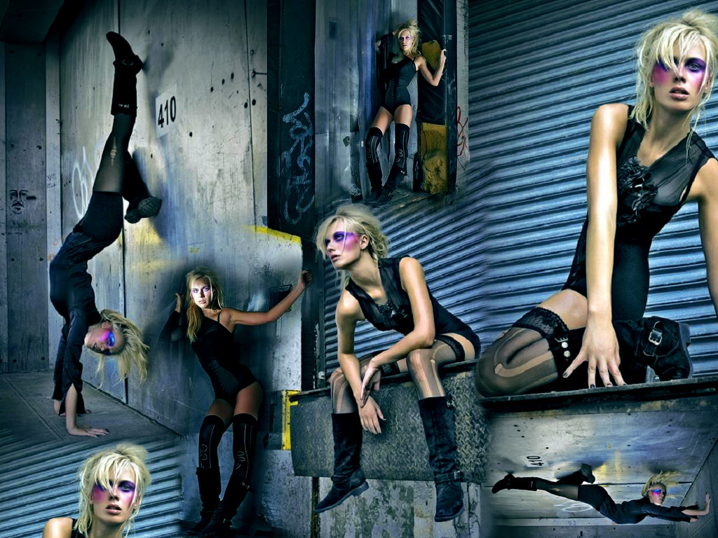 Caridee english americas next top model