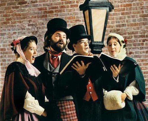 Christmas Carollers (Christmas 2008)