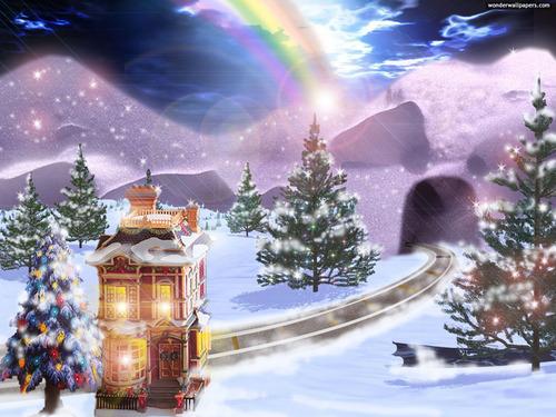 क्रिस्मस Scene