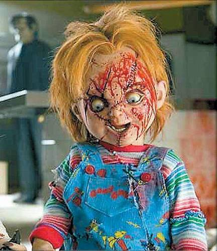 Chucky Wallpapers: Slashers Images Chucky Wallpaper And Background Photos