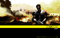 Comedien Wall Paper - watchmen wallpaper