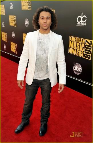 Corbin @ American संगीत Awards 2008