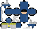 Cubeecraft DC characthers - dc-comics fan art