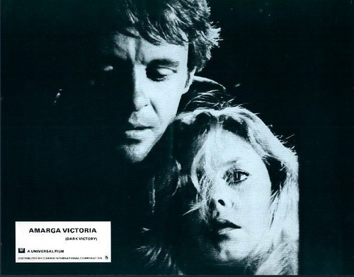 Dark Victory Movie Vintage Lobby Card