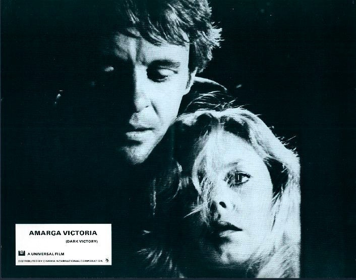 Dark Victory Movie Vintage Lobby Card