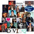 David Archuleta we Любовь Ты