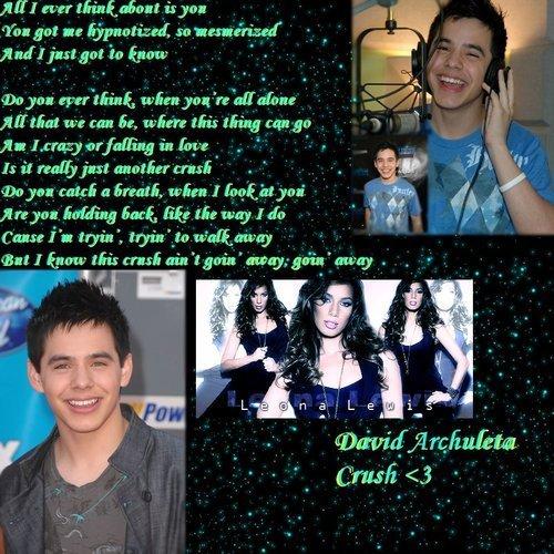 David Archuleta we love آپ