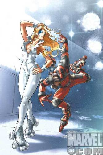 Dazzler and Deadpool