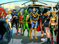 Dc heroes - dc-comics photo