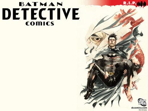 Batman wallpaper called Detective Comics #850