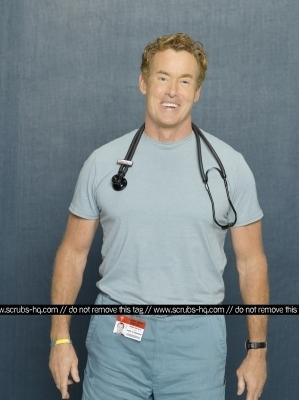 Dr Cox season 8 promo shots