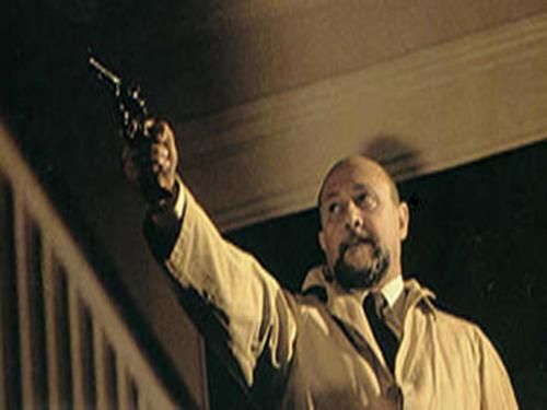 Michael Myers वॉलपेपर probably with a संगीत कार्यक्रम entitled Dr. Loomis