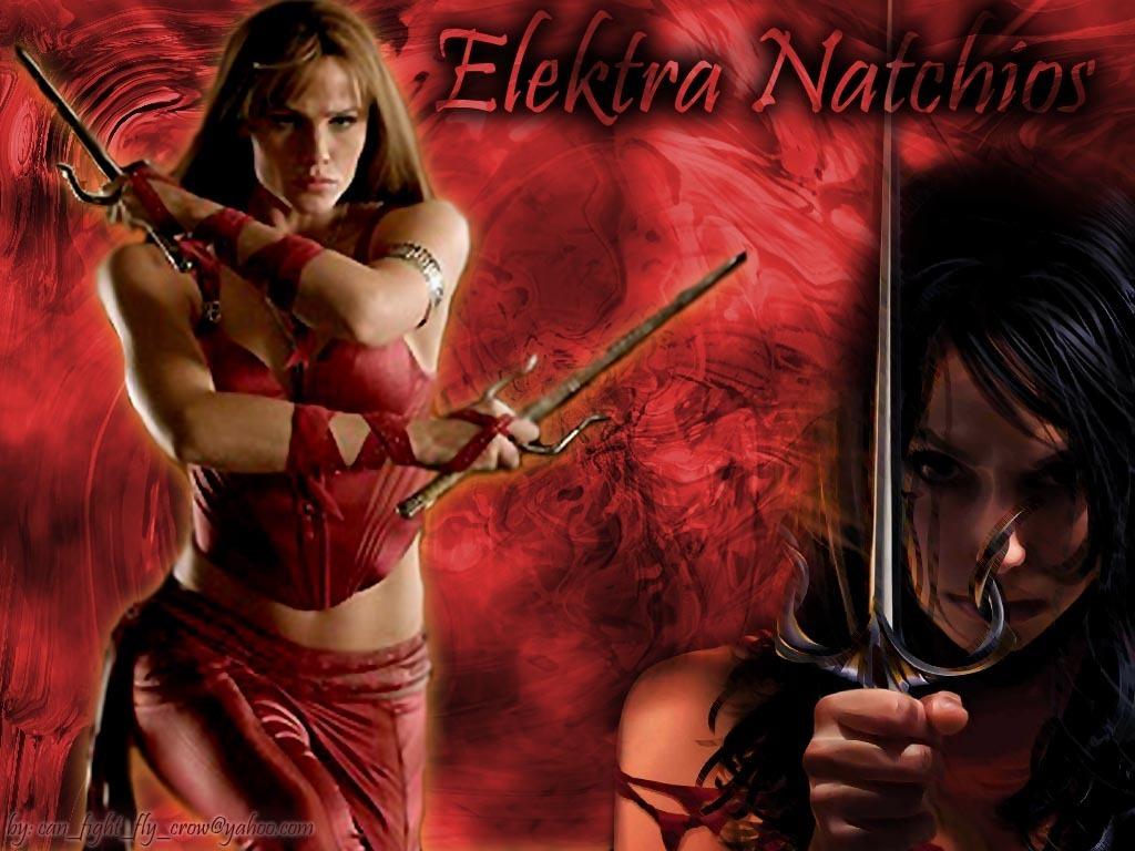 ELEKTRA - elektra Wallpaper