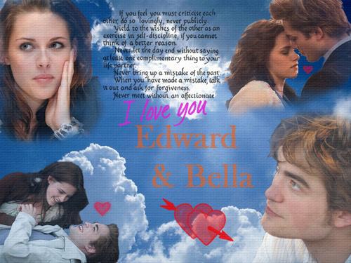 Edward & Bella <3