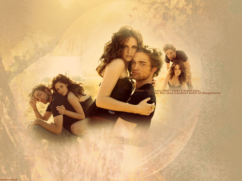 Edward & Bella - Blasphemy