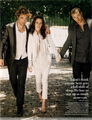 Edward, Bella, and Emmet - twilight-movie photo