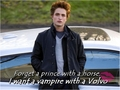 Edward with his Volvo