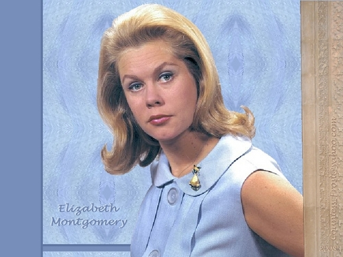 Bewitched wallpaper titled Elizabeth Montgomery (1)