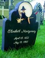 Elizabeth Montgomery Tombstone? - bewitched photo