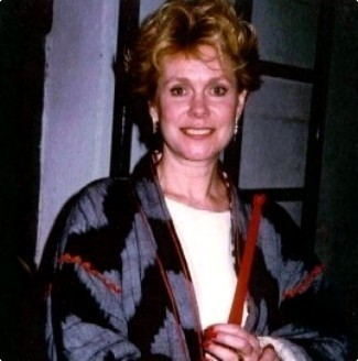 Elizabeth in the 1980s