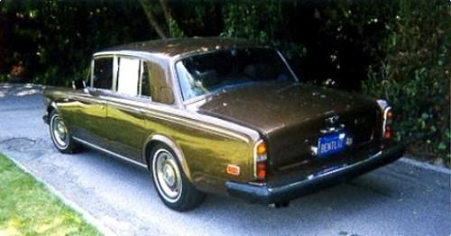 Elizabeth's car