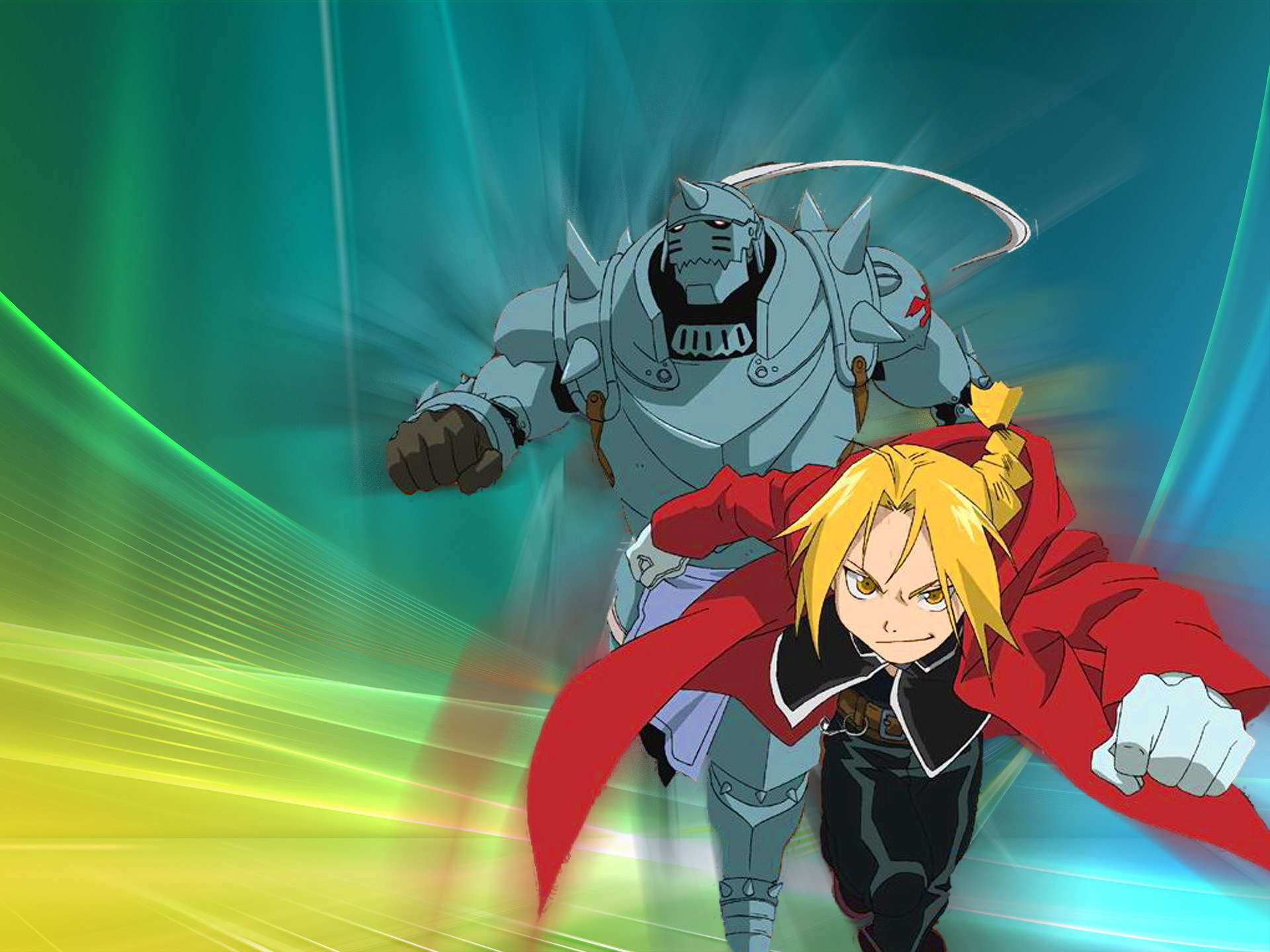 fma windows vista full metal alchemist wallpaper
