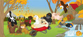 Fall time on Webkinz - webkinz photo