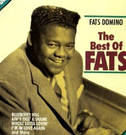 Rock'n'Roll Remembered wallpaper entitled Fats Domino