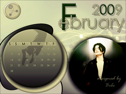 February with MJ