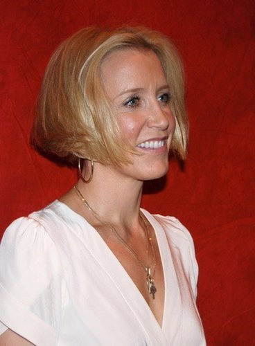 Felicity Huffman at DH Press Conference '08