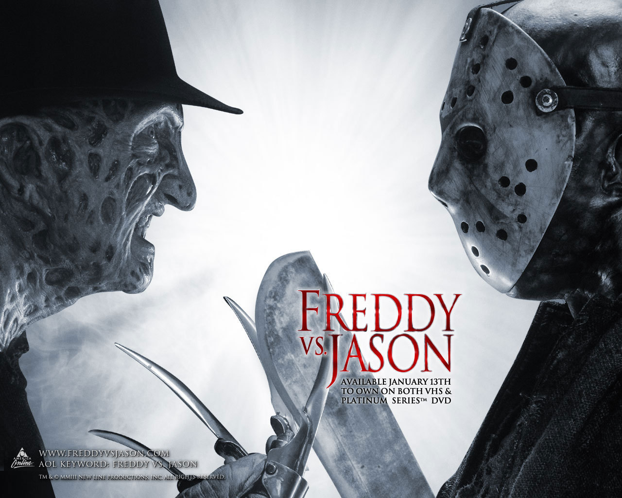 Freddy krueger freddy vs jason