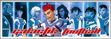 Galactik football banner
