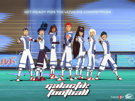 Galactik Football team photo 2