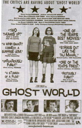 Ghost World Ad - ghost-world Photo