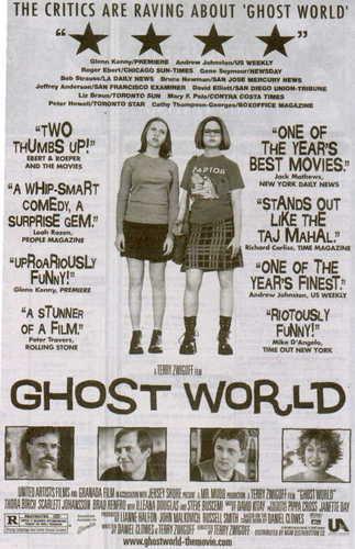 Ghost World Ad