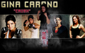 "mma - Gina ""Conviction"" Carano wallpaper"