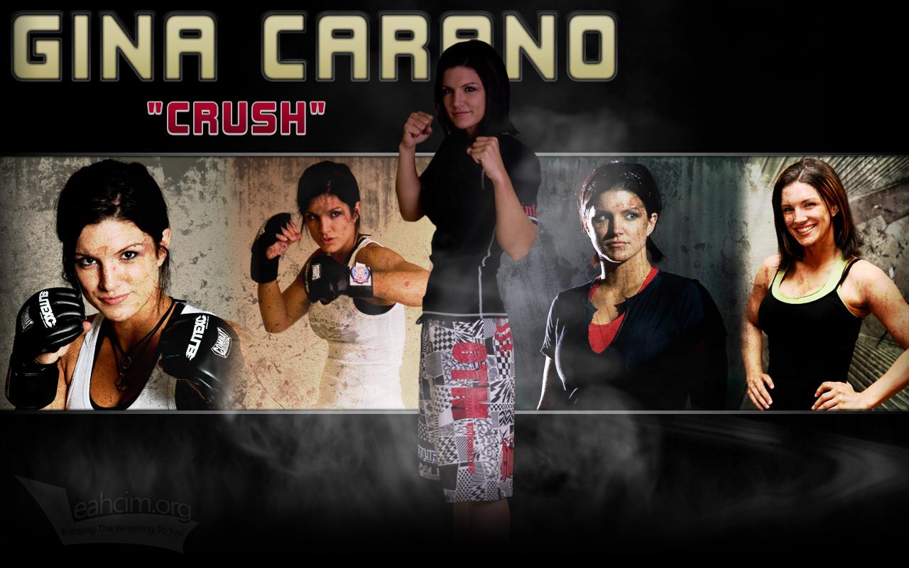 gina carano fight - photo #24
