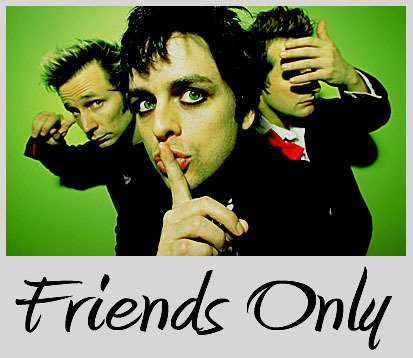 Green Day wallpaper entitled Green Day