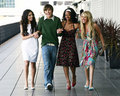 HSM Gang - disney-channel-stars wallpaper