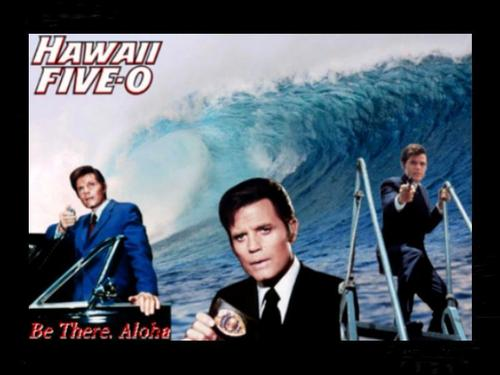 Hawaii Five-O w'paper