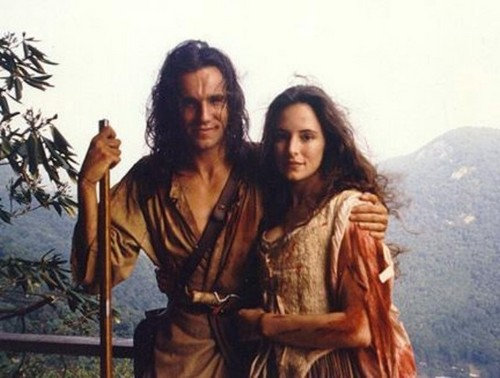 The Last of the Mohicans wallpaper titled Hawkeye and Cora