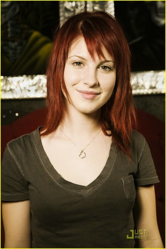 Hayley Williams ;
