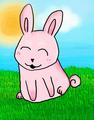 Here bunny bunny