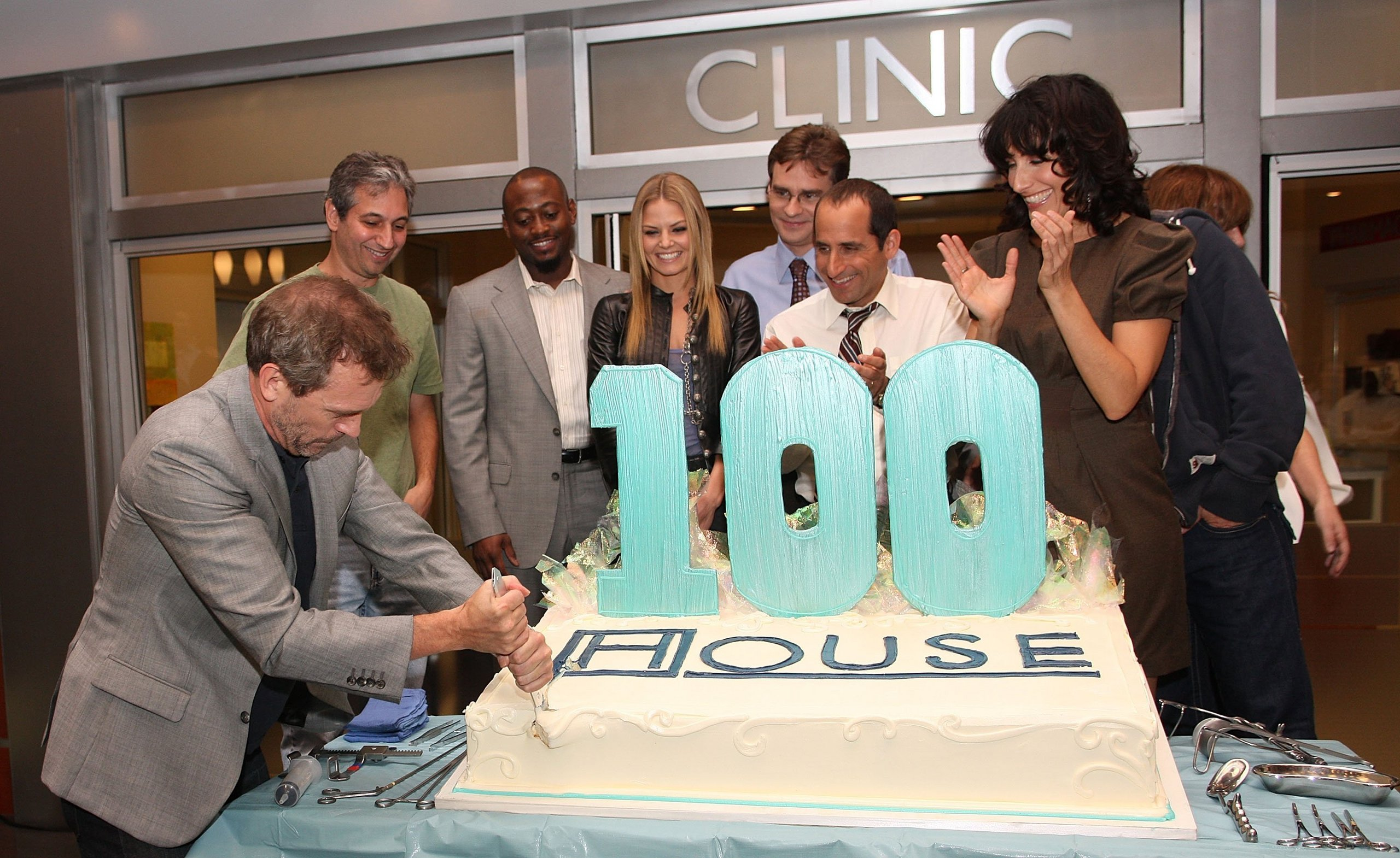 house md 100th episode party house m d photo 2894540