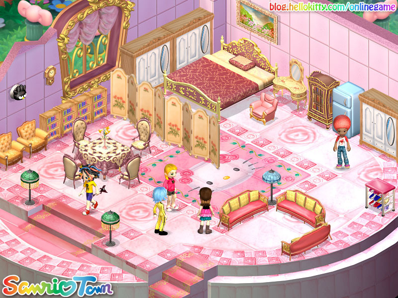 House Preview - Hello Kitty Online Photo (2878071) - Fanpop fanclubs
